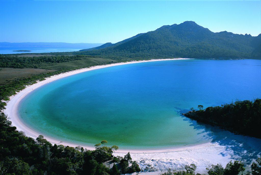 Wingless Bay, Tasmania