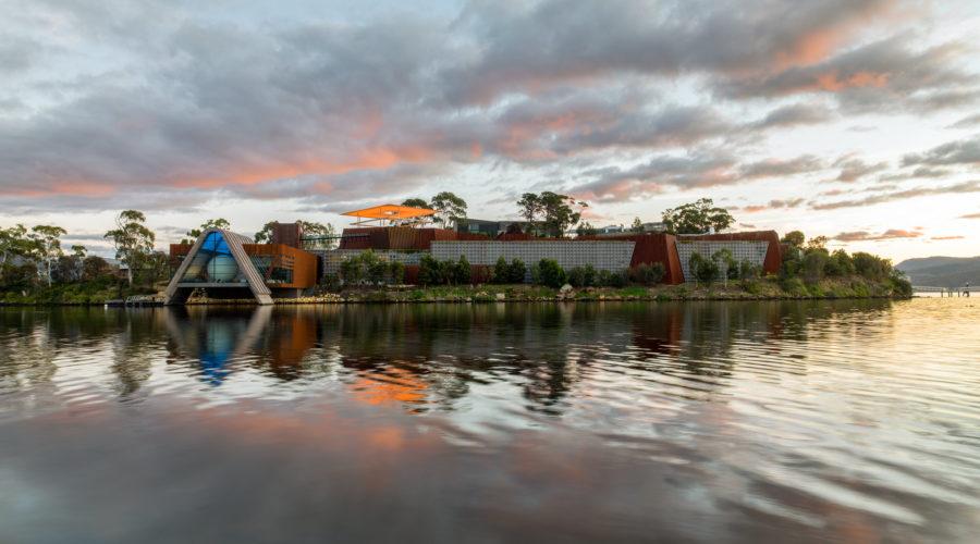 Museum of Old and New Art (MONA),. Tasmania