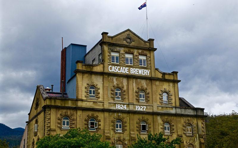 Cascade Brewery, Tasmania