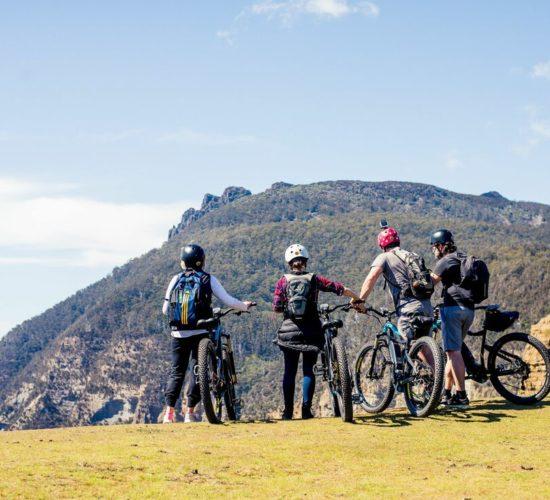 E-Biking Tasmania