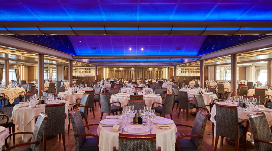 The Restaurant, Silver Cloud